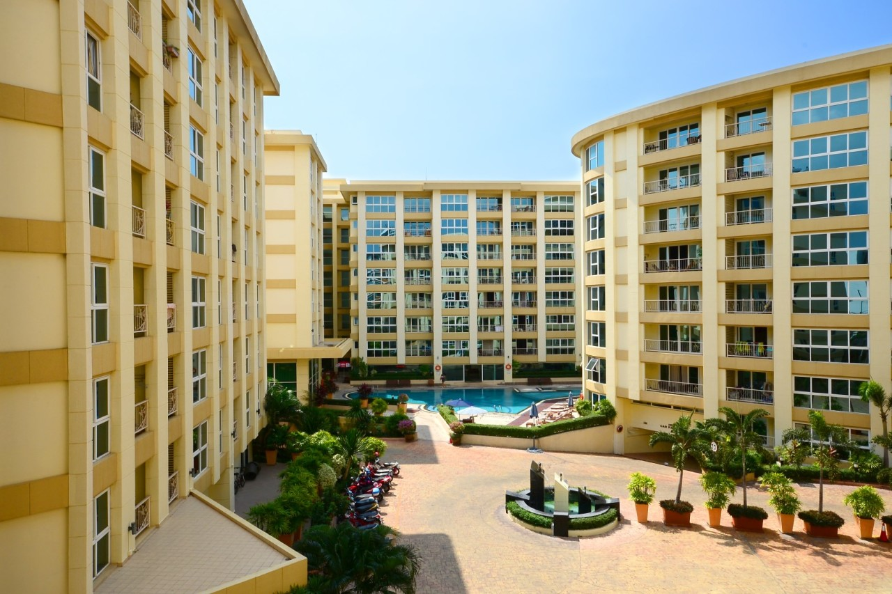 City Garden Pattaya Resort Condominium - Pattaya Real ...
