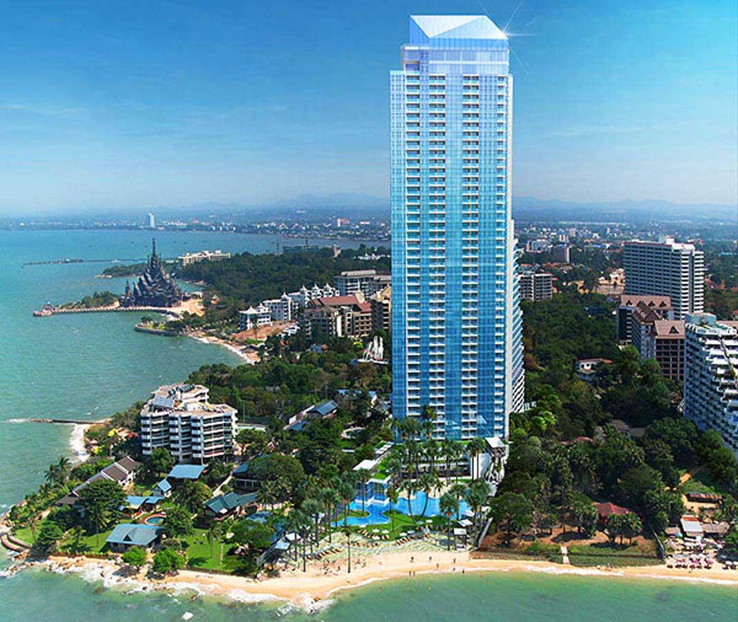 The Palm Wongamat Beach, Pattaya