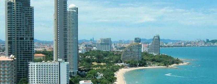North Pattaya bay