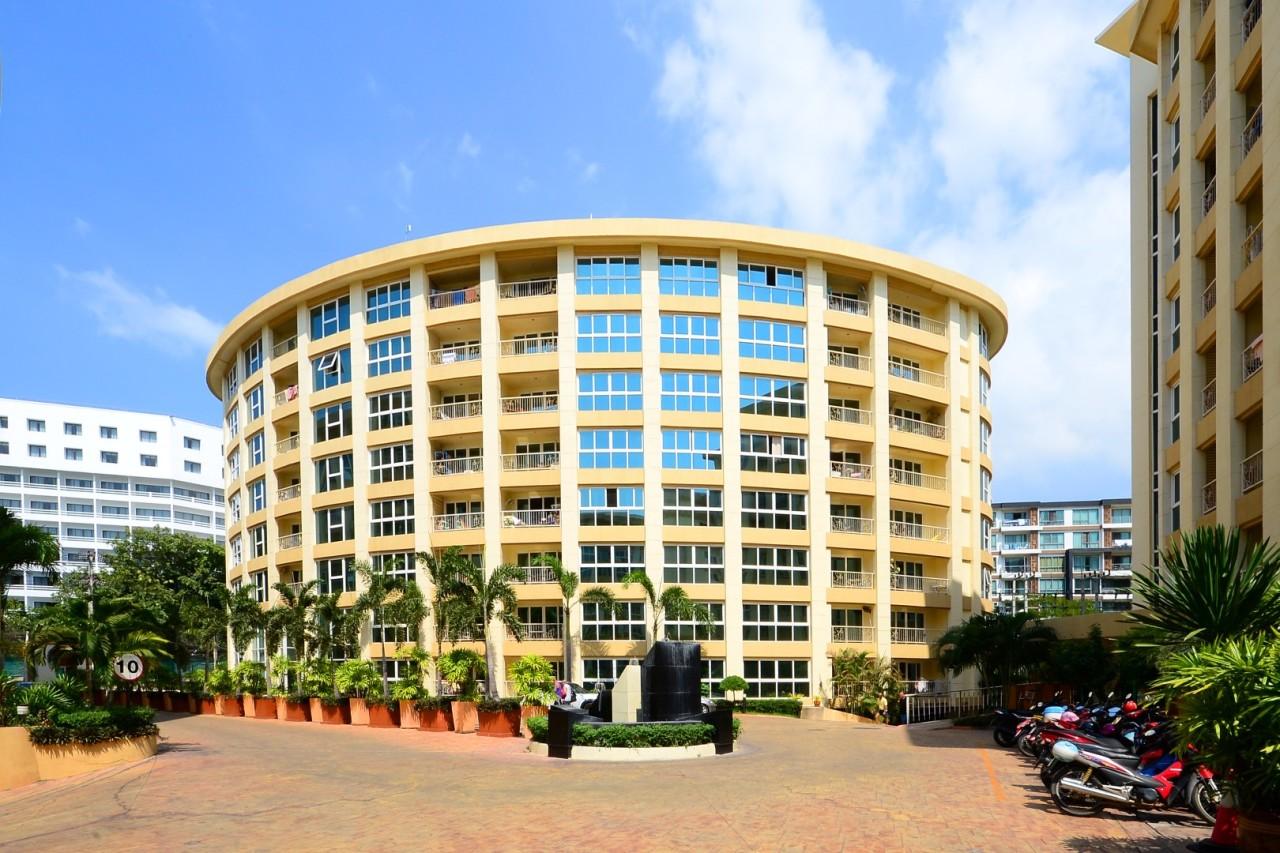 City Garden Pattaya Resort Condominium - Hot Pattaya Co ...