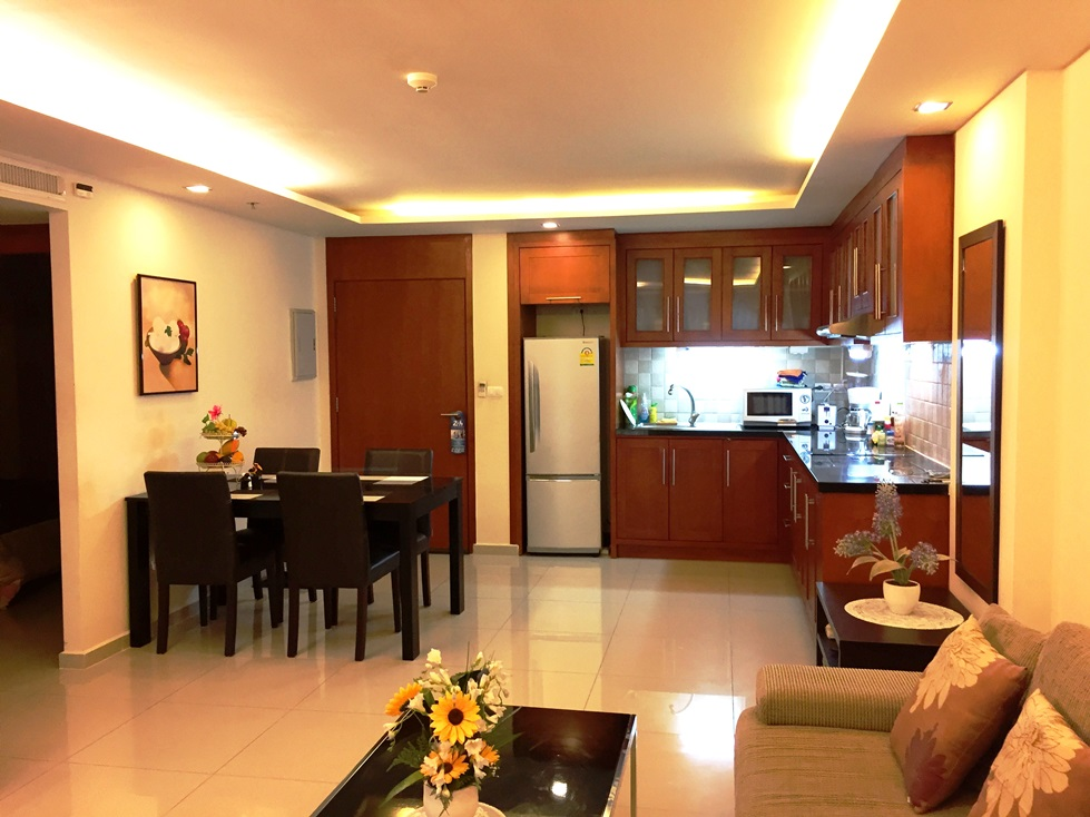 City Garden Pattaya Resort Condominium