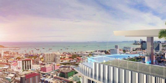 Arcadia Millennium Tower Pattaya, Central Pattaya.