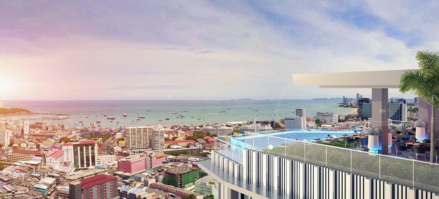 Arcadia Millennium Tower Pattaya, Central Pattaya.