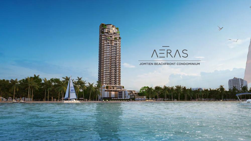 Aeras  Jomtien  - Hot Pattaya Co   Ltd