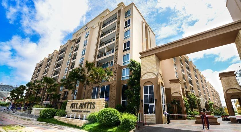 Atlantis Condo Resort, Jomtien.