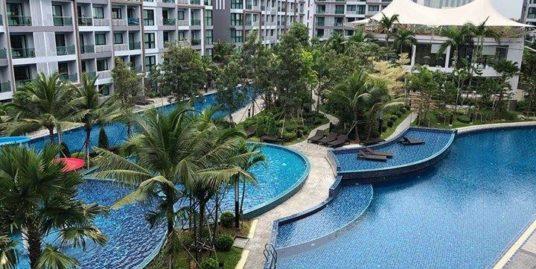 """""""Dusit Grand Park"""" Pattaya, Jomtien condominium"""