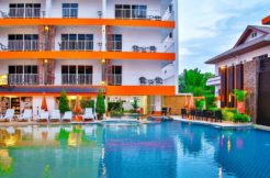 C-View Boutique Resort, Pattaya.