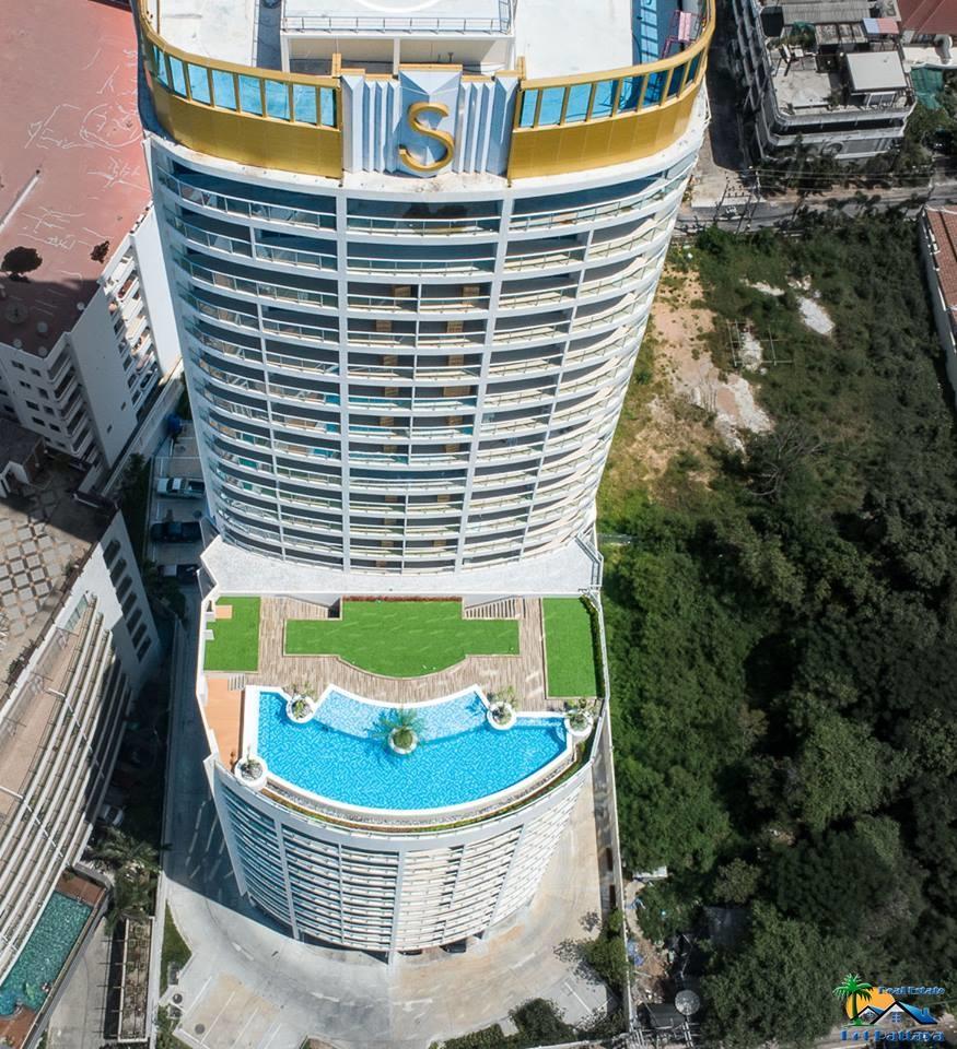 """Sands Condominium"", Pratamnak ,Pattaya."