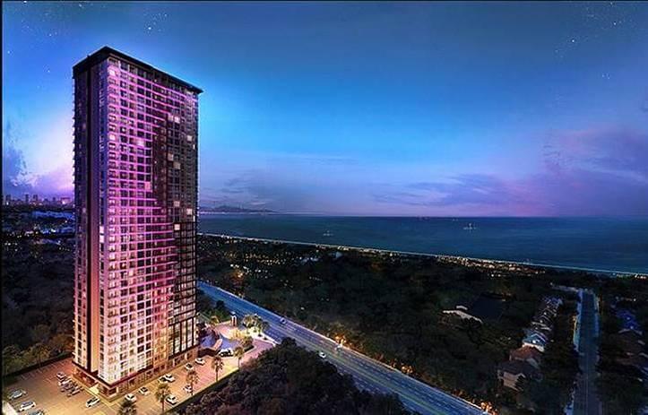 """Dusit Grand Condo View"", Jomtien Pattaya."