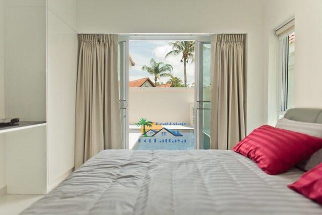 "House in ""View Talay Villas"", Jomtien Pattaya"