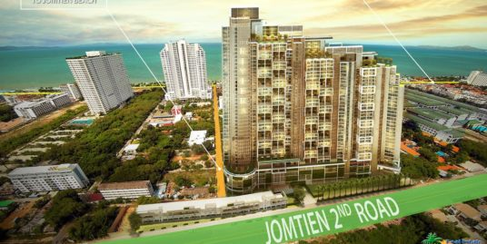 """The Riviera"", Jomtien Pattaya."