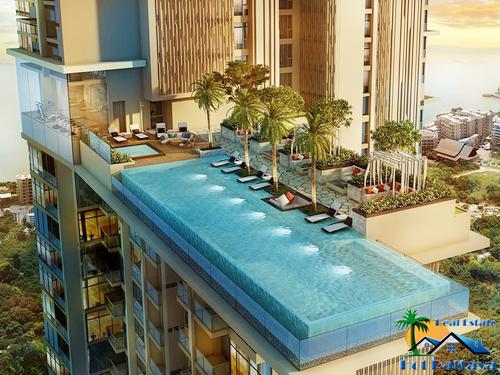 """""""The Riviera"""", Jomtien Pattaya."""