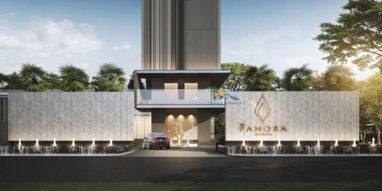 """THE PANORA"", Pratumnak Pattaya."
